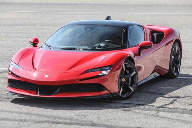 Cặp đôi Ferrari SF90 Stradale đầu tiên lên đường về cho đại gia Việt chơi Tết: 'Siêu ngựa' mạnh nhất, giá hàng chục tỷ, chưa phải xe của Hoàng Kim Khánh - ảnh 2