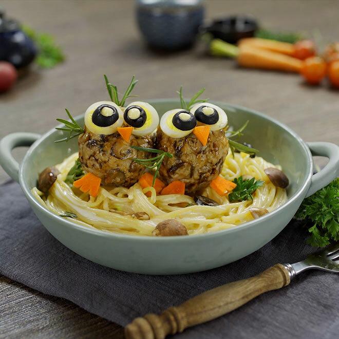 Gợi ý những món ăn tiện lợi từ thịt viên dinh dưỡng cho bé yêu nhà bạn - ảnh 3