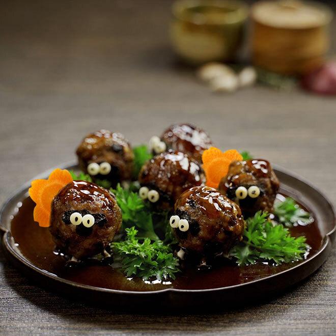 Gợi ý những món ăn tiện lợi từ thịt viên dinh dưỡng cho bé yêu nhà bạn - ảnh 6