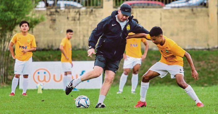 Bóng đá Malaysia sẽ dự SEA Games 31 bằng đội U19 - ảnh 1
