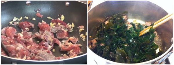Cách nấu canh rong biển thịt bằm ngon, không tanh tại nhà - ảnh 10
