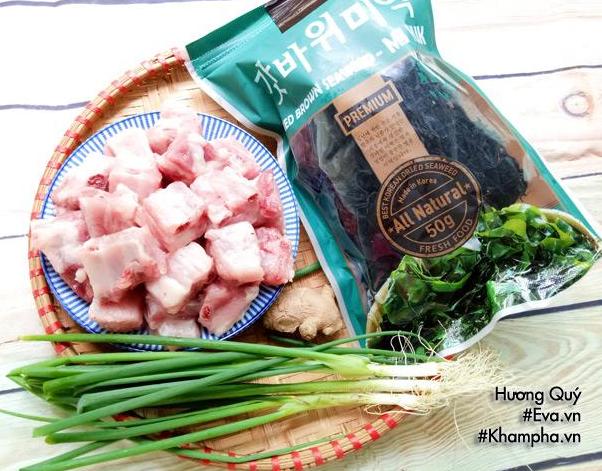 Cách nấu canh rong biển thịt bằm ngon, không tanh tại nhà - ảnh 22