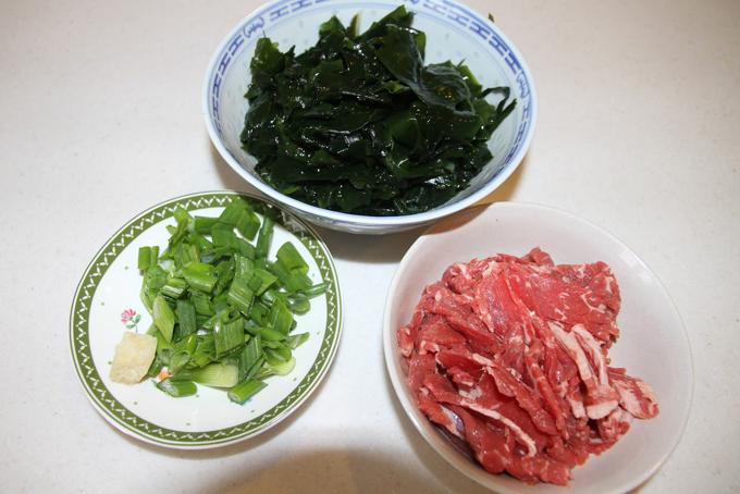 Cách nấu canh rong biển thịt bằm ngon, không tanh tại nhà - ảnh 2