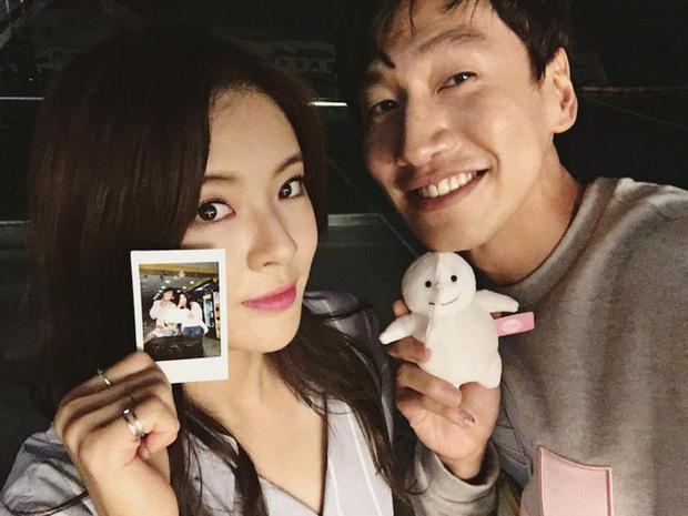 Lee Sun Bin – bạn gái Lee Kwang Soo gây xúc động khi nhắn nhủ bạn trai sau 11 năm ở Running man - ảnh 11