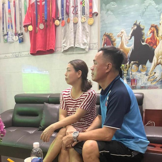 Bố cầu thủ Tiến Linh nói gì sau khi con trai ghi bàn thắng đầu tiên cho tuyển Việt Nam ở trận đấu đêm qua? - ảnh 3