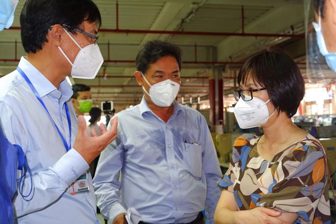 Phát hiện ca nghi nhiễm COVID-19 làm việc tại Công ty Pouyen Việt Nam - ảnh 3