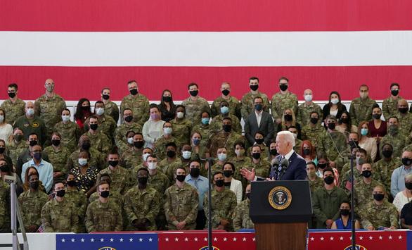 8 ngày đưa Mỹ trở lại châu Âu của ông Biden - ảnh 2