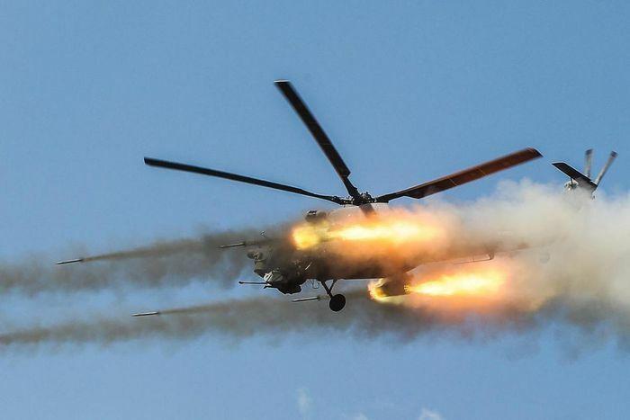 Trực thăng chiến đấu Mi-28NM phiên bản nâng cấp của Nga có gì mới? - ảnh 2