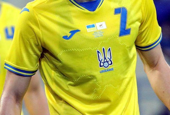 Nga làm lớn với UEFA về chiếc áo Ukraina - ảnh 2
