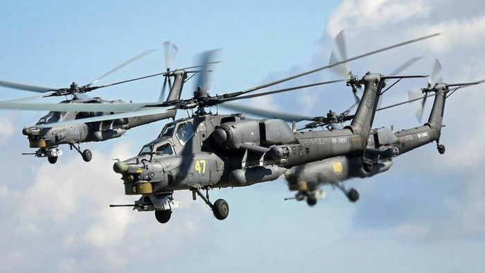 Trực thăng chiến đấu Mi-28NM phiên bản nâng cấp của Nga có gì mới? - ảnh 1