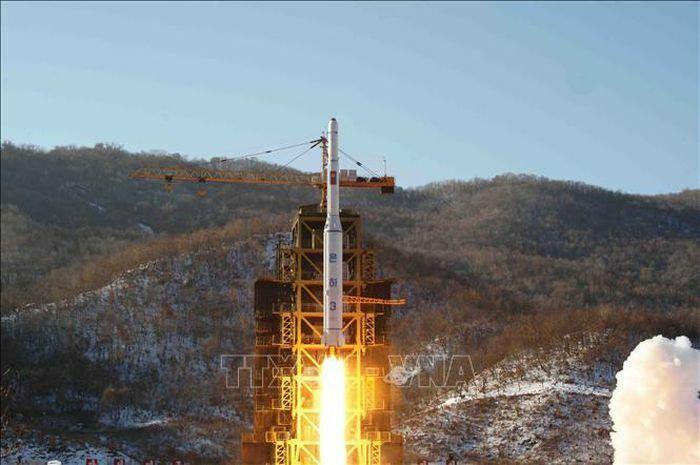 Mỹ khẳng định theo đuổi giải pháp ngoại giao trong hồ sơ hạt nhân Triều Tiên - ảnh 1