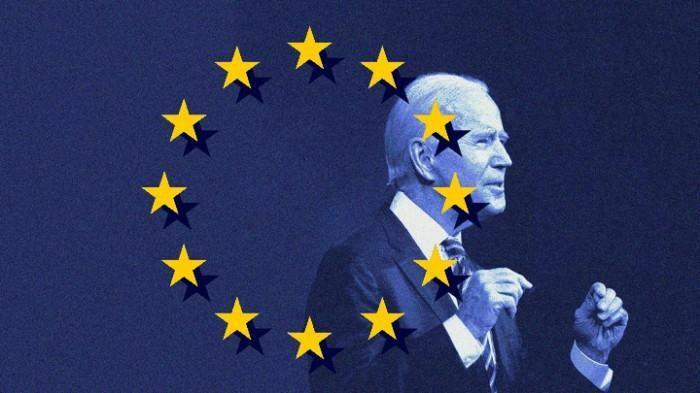 Các nhà báo Anh: EU tức giận vì Tổng thống Mỹ Joe Biden - ảnh 1