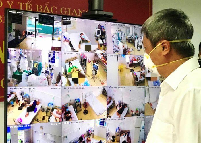 Bộ Y tế rút Bộ phận thường trực đặc biệt khỏi Bắc Giang - ảnh 1