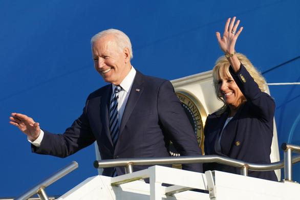 8 ngày đưa Mỹ trở lại châu Âu của ông Biden - ảnh 1