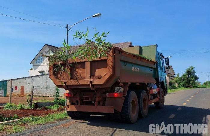 Đắk Nông: Tăng cường xử lý xe cơi nới, chở quá tải Báo Giao thông phản ánh - ảnh 2