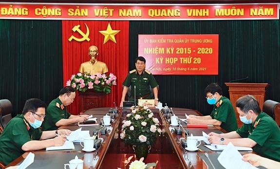 UBKT Quân ủy Trung ương đề nghị kỷ luật 12 quân nhân - ảnh 1