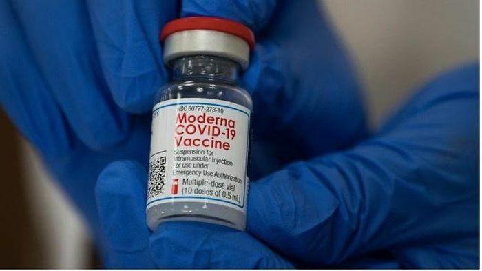 Mỹ đàm phán với Moderna để mua vắc xin gửi ra nước ngoài - ảnh 1