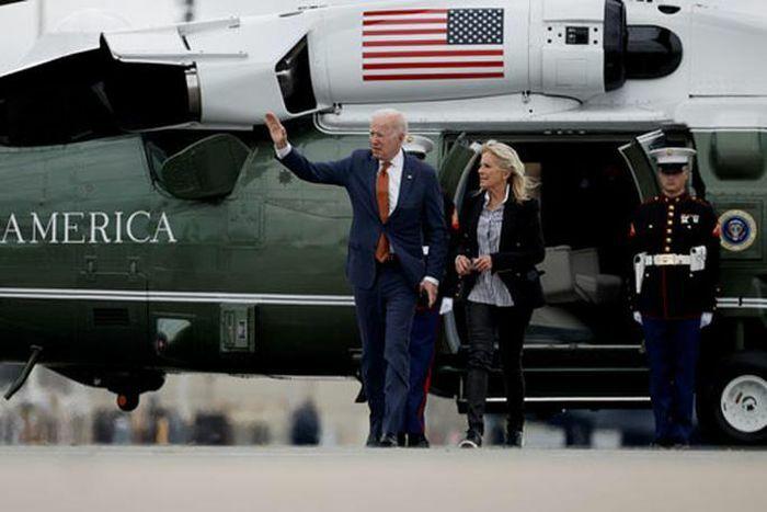 Phép thử của Tổng thống Joe Biden - ảnh 1