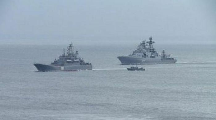 Hải quân Nga tập trận quy mô lớn ở khu vực Thái Bình Dương - ảnh 1
