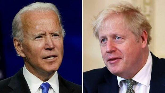 London chịu sức ép về vấn đề Bắc Ireland trước thượng đỉnh Anh-Mỹ - ảnh 1