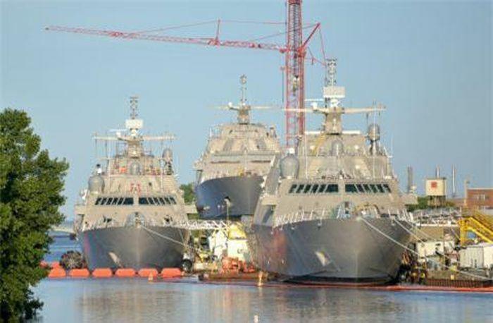 Mỹ quyết định cắt 4 tàu tàng hình Littoral làm sắt vụn - ảnh 1