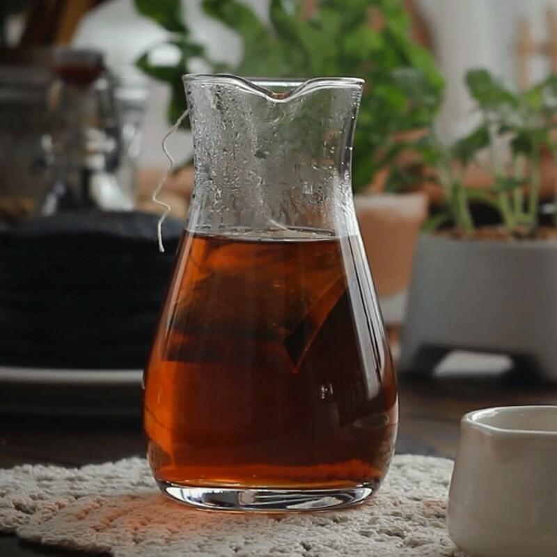 Cách làm trà sữa ô long sương sáo giải nhiệt mùa hè - ảnh 8