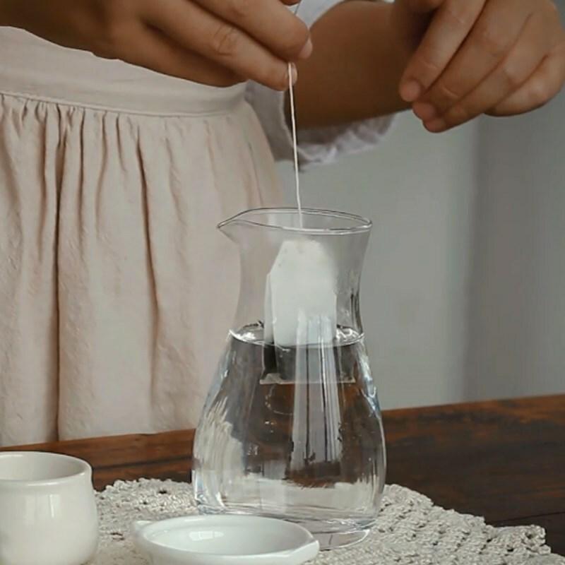 Cách làm trà sữa ô long sương sáo giải nhiệt mùa hè - ảnh 7