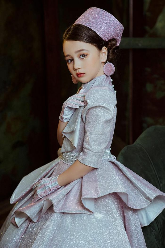 Dàn mẫu nhí hóa công chúa bước ra từ truyện cổ tích - ảnh 3