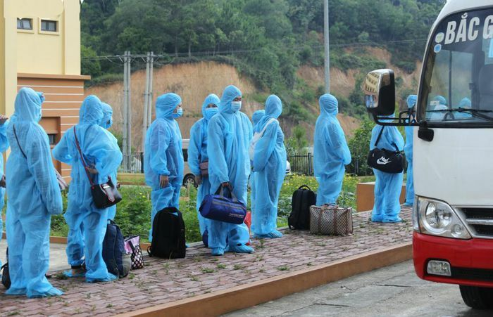 Những công nhân ở Bắc Giang nào sẽ ưu tiên đưa về quê? - ảnh 1