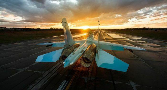 Su-30SM Nga áp sát buộc F-35 NATO phải đổi hướng bay - ảnh 14