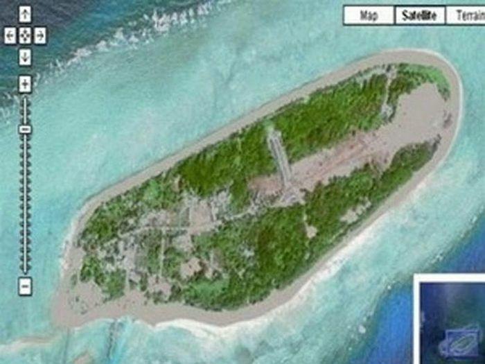 Yêu cầu Đài Loan hủy bỏ diễn tập bắn đạn thật ở đảo Ba Bình - ảnh 2