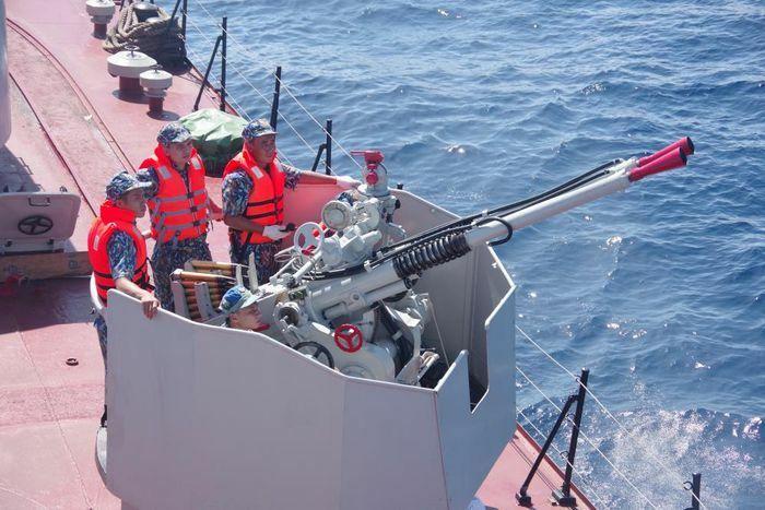 Xây dựng Lữ đoàn tàu chiến đấu chống ngầm chính quy hiện đại - ảnh 3