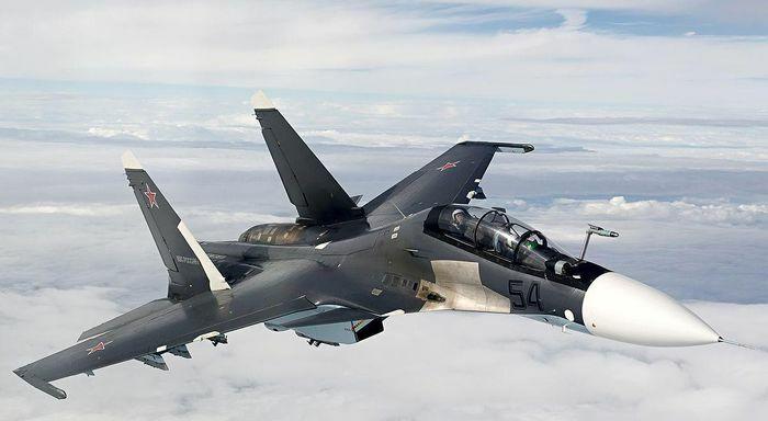 Su-30SM Nga áp sát buộc F-35 NATO phải đổi hướng bay - ảnh 15