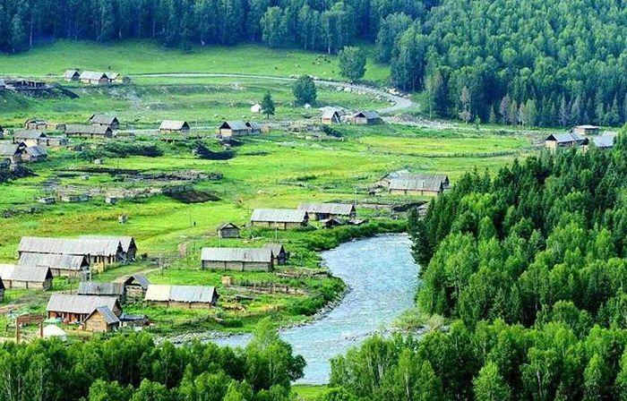 Ngắm cảnh bốn mùa ở ngôi làng đẹp nhất Trung Quốc - ảnh 5
