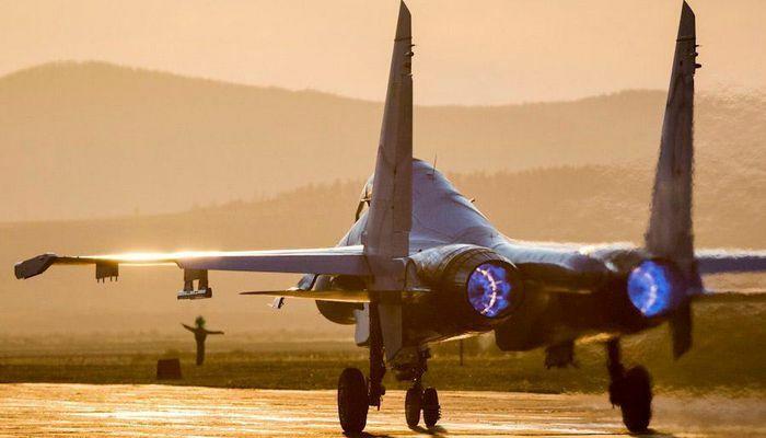 Su-30SM Nga áp sát buộc F-35 NATO phải đổi hướng bay - ảnh 20