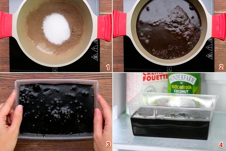 Cách làm trà sữa ô long sương sáo giải nhiệt mùa hè - ảnh 2