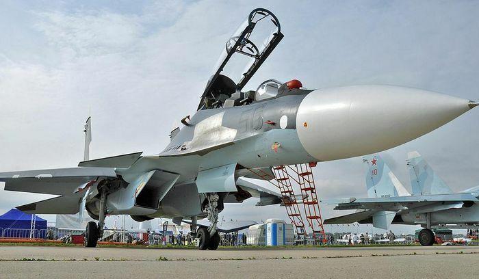 Su-30SM Nga áp sát buộc F-35 NATO phải đổi hướng bay - ảnh 21