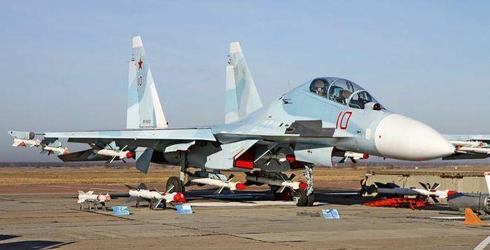 Su-30SM Nga áp sát buộc F-35 NATO phải đổi hướng bay - ảnh 11