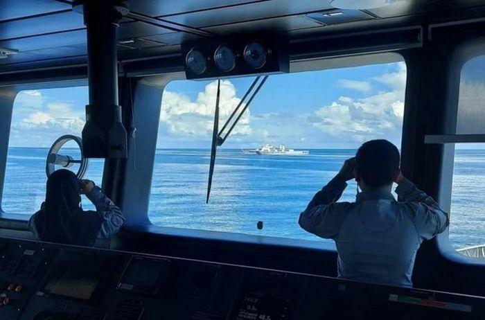 Biển Đông sẽ phủ bóng đối thoại Indonesia - Trung Quốc - ảnh 1