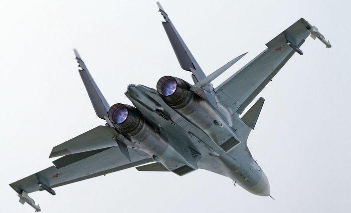 Su-30SM Nga áp sát buộc F-35 NATO phải đổi hướng bay - ảnh 18