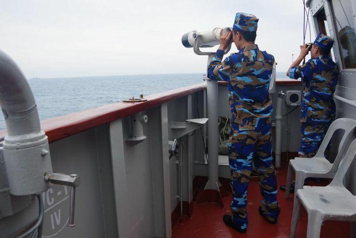 Xây dựng Lữ đoàn tàu chiến đấu chống ngầm chính quy hiện đại - ảnh 2