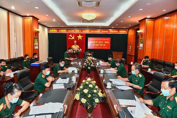 Đảng bộ Quân đội thi hành kỷ luật 19 tổ chức và 288 đảng viên vi phạm - ảnh 1
