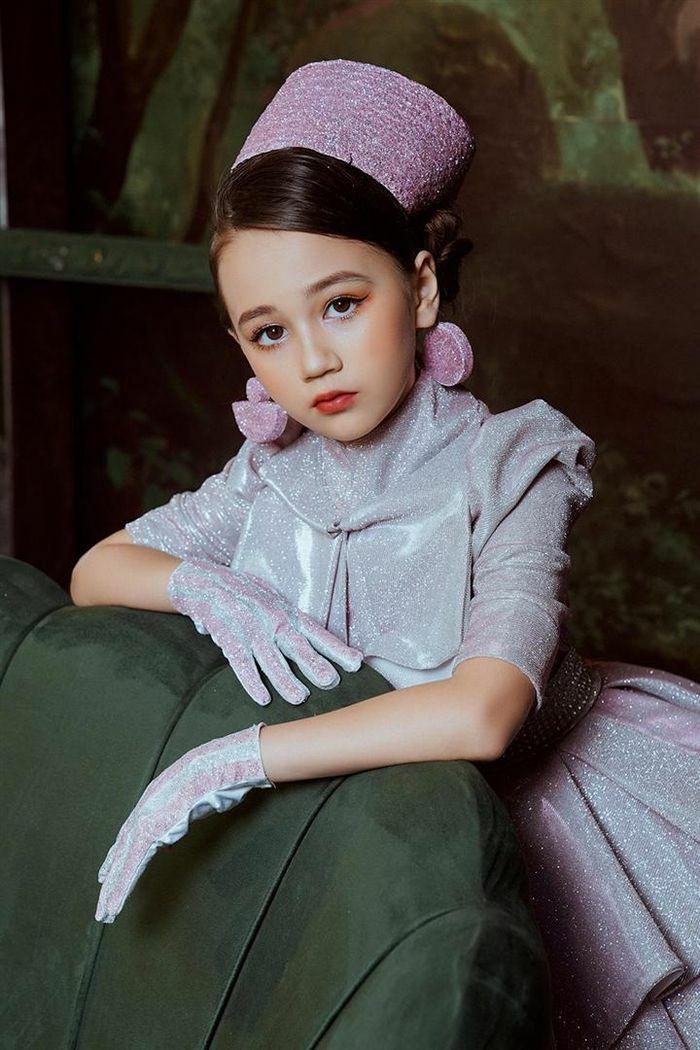 Dàn mẫu nhí hóa công chúa bước ra từ truyện cổ tích - ảnh 6