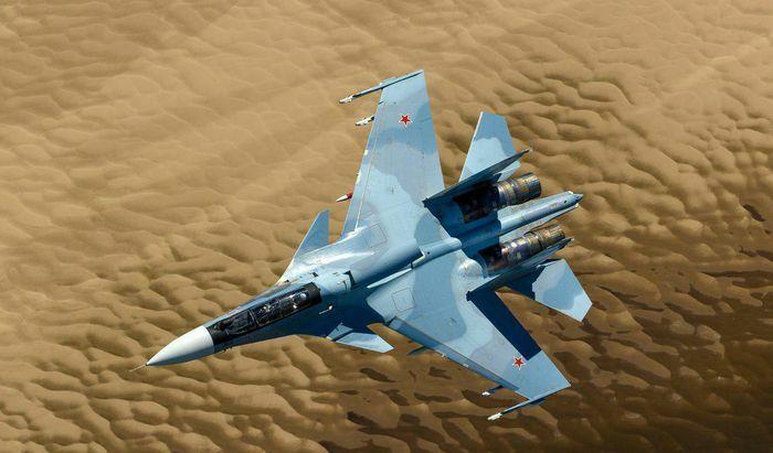 Su-30SM Nga áp sát buộc F-35 NATO phải đổi hướng bay - ảnh 17