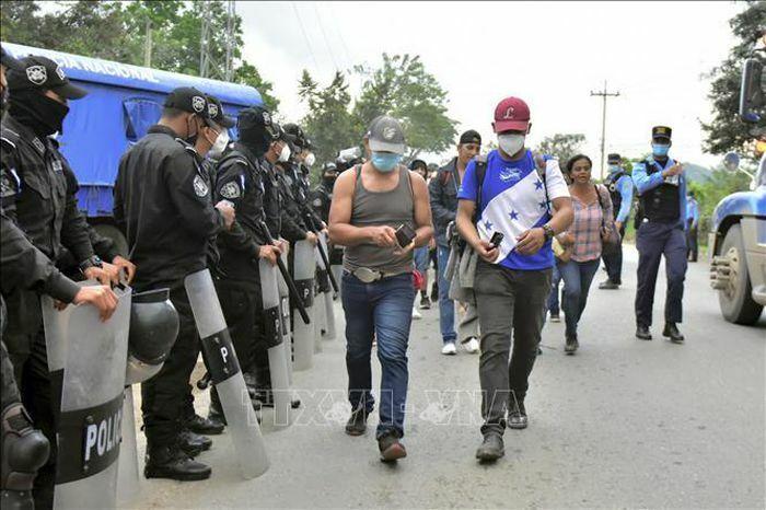 Mỹ, EU và Tây Ban Nha hỗ trợ giải quyết cuộc khủng hoảng người di cư ở Trung Mỹ - ảnh 1