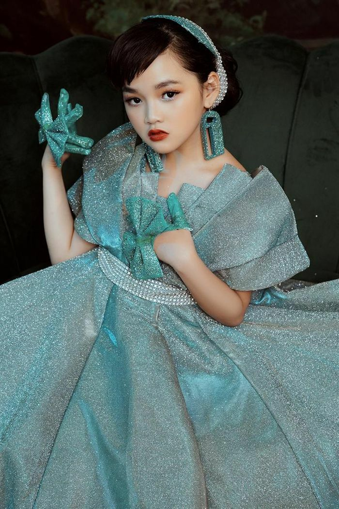 Dàn mẫu nhí hóa công chúa bước ra từ truyện cổ tích - ảnh 9