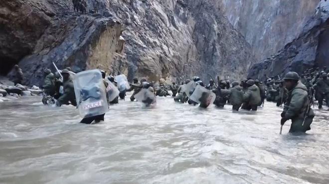 Trung-Ấn nóng bỏng: Trọng binh dồn về biên giới , hàng vạn quân chuẩn bị lao vào ăn thua đủ? - ảnh 2