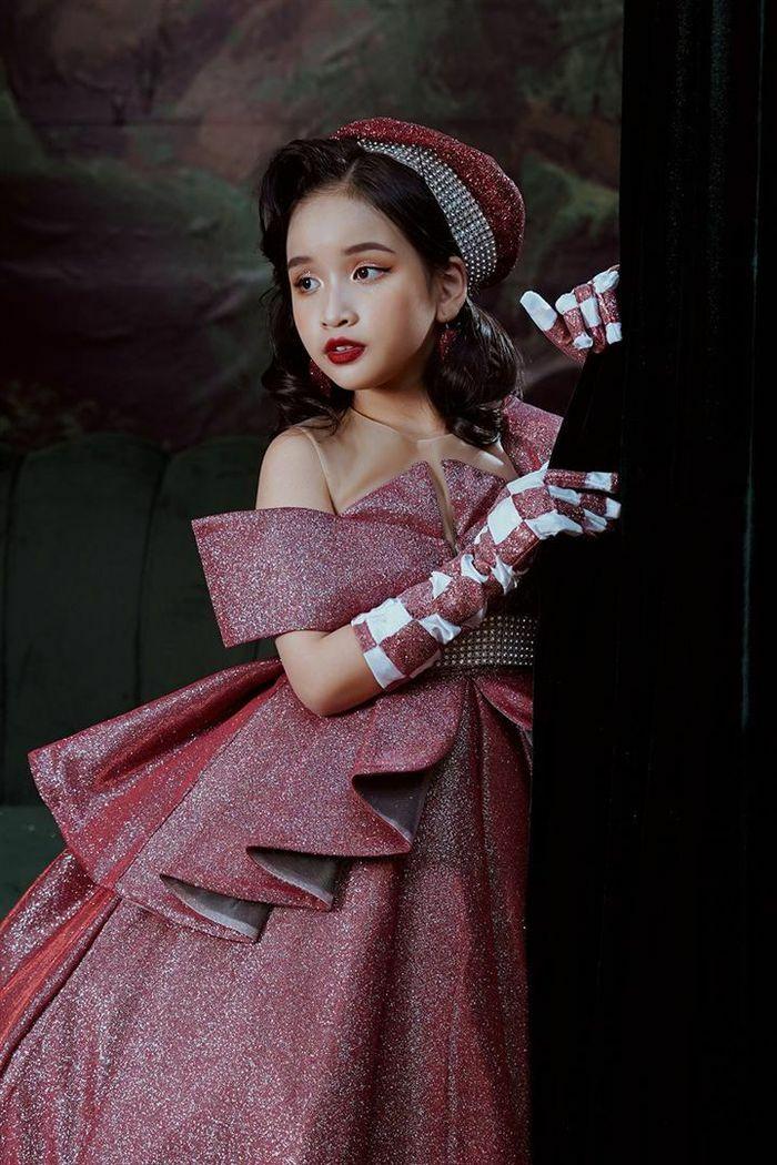 Dàn mẫu nhí hóa công chúa bước ra từ truyện cổ tích - ảnh 7