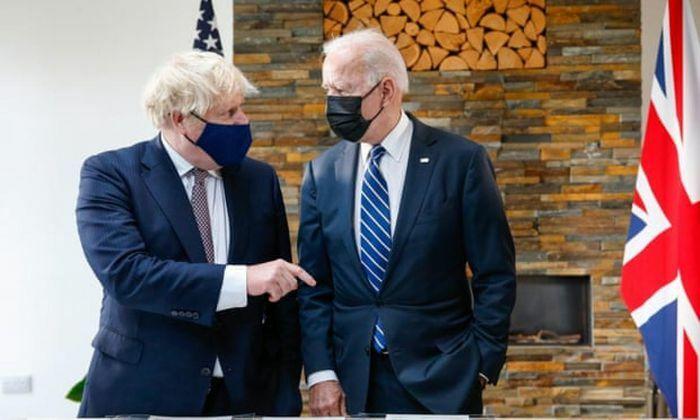 Thượng đỉnh G7 khai mạc với ''làn không khí mát lành'' từ Mỹ - ảnh 1