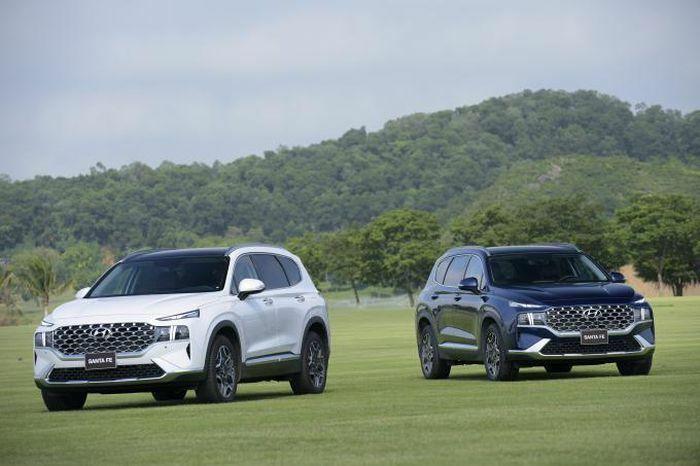 Hyundai bán nhiều xe nhất, Santa Fe có vị trí số 1 trong tháng 5/2021 - ảnh 3